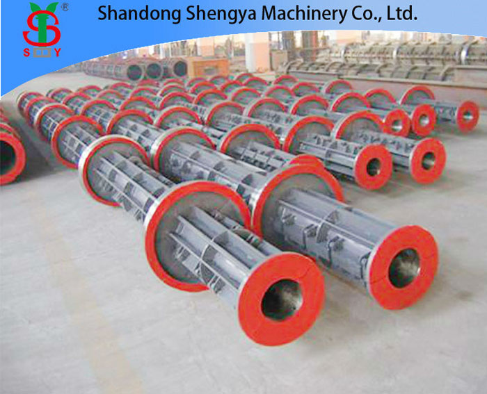Concrete Spun Pole Machine